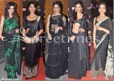 bollywood fasion | Bollywood Saree Fashion for January,2013.