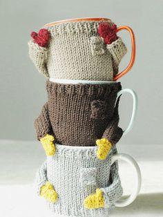 Mug Sweaters.