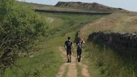 Self-Guided Walkers on the Hadrian's Wall Path National Trail