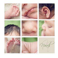 Fotos para anunciar a chegada do bebê!