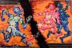 Výsledek obrázku pro výstava umění zimy 2018 Painting, Art, Idea Paint, Art Background, Painting Art, Kunst, Paintings, Performing Arts, Painted Canvas