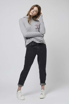 Cheer Squad Hoodie by Project Social T - Brands- Topshop