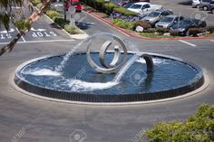 modern fountain - Google Search