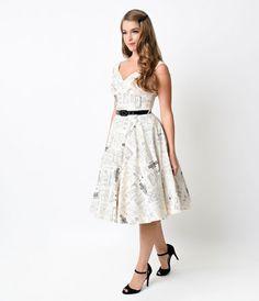 Vintage Dresses - Cute Retro &amp Vintage-Inspired Dresses  Unique ...
