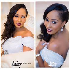 Black Wedding Hairstyles Beauteous Nigerian Wedding Presents 30 Gorgeous Bridal Hairstylescharis