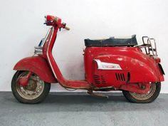 Agrati Garelli Capri 50cc restoration #orestesrestorations #bestrestorer #vintage #vintagelovers #caprirestoration #caprimotorcycle #motorcyclerestoration #classicscooter #garellicapri 50cc, Vespa, Restoration, Capri, Scooters, Vehicles, Classic, Motorcycles, Vintage