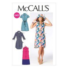 Mccall Pattern M6885 16-18-20-2-Mccall PatternMccall Pattern M6885 16-18-20-2-Mccall Pattern,