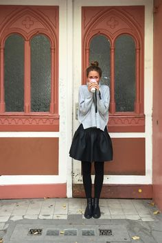 WE FALL FOR FALL// diewunderbar JOURgarderobe mit Nina Thielen, Designerin & Stylistin - Journelles