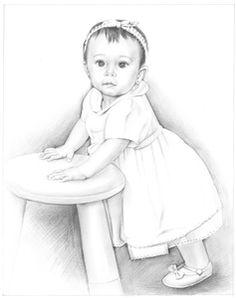Hand Drawn Pencil Sketch from Photos - myDaVinci.com