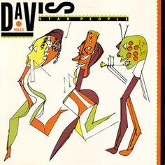 Miles Davis - Star People (Original Press) - LP