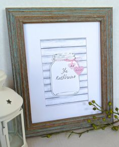 3D Unique Wedding Gift For Rustic By SweetieandRoo