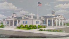 Women's Civic Club of Stone Harbor: The Only Beachfront Facility In Cape May County. Stone Harbor, NJ. More info: http://www.njwedding.com/vendorDisplay.cfm?vendorid=4315 #Beach #Weddings #JerseyShore