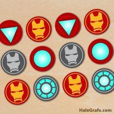 iron-man-cupcake-toppers.jpg (600×600)