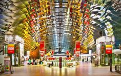 The world's 20 best airports for 2013
