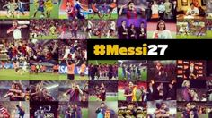 happy b-day Messi Happy Birthday Leo, Messi News, Happy B Day, Best Player, One Team, Lionel Messi, Fc Barcelona, Football, Seasons