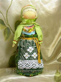"""Купить Кукла-оберег на Удачное Замужество """"Хозяюшка"""" - интерьерная кукла, коллекционная кукла, кукла-оберег"""
