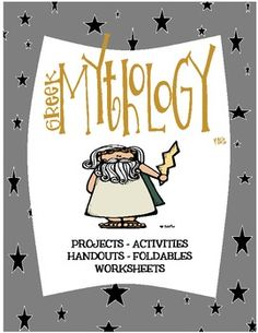 Greek Mythology: Projects, Handouts, Foldables, and Worksheets!