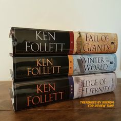 Review This!: Ken Follett's The Century Trilogy Books Reviewed