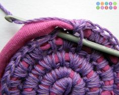Crochet: Alfombras de trapillo