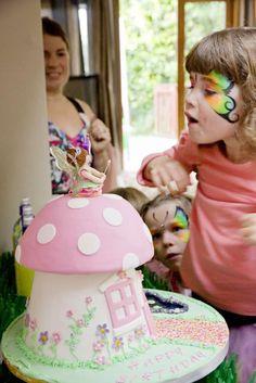 Fairy Party Birthday Party Ideas | Photo 31 of 32