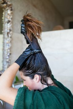 How to Color Your Own Hair: Tips for At-Home Hair Coloring | Blondes ...