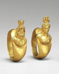 Rings- 1st Century AD