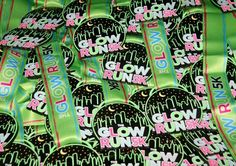 Glow run!! It was so much fun!!!!!!! Can't wait for next year!!!!!