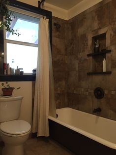 Stunning Bathroom Remodel In A S House Before And After - Bathroom remodel eugene oregon
