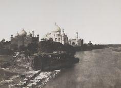 Taj Mahal ca. 1858