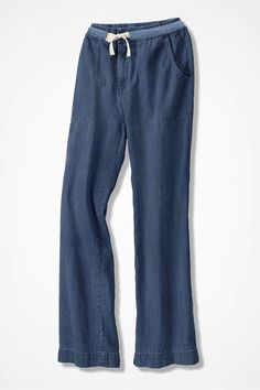 Beach Day Jeans, Medium Wash