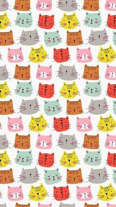 รูปภาพ cat, wallpaper, and background