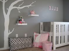 Baby Room Painting Ideas - Interior House Paint Colors Check more at http://www.chulaniphotography.com/baby-room-painting-ideas/