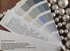 Las Paletas de colorimetría incluyen los tonos de metales exactos para cada tipología de color. En este caso, paleta Aire, los favorecen los tonos plata, los oro mejor lejos del rostro....