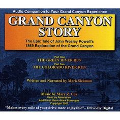 Sickman, Mark : Grand Canyon Story