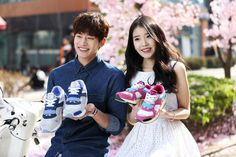 Song Jae Rim and IU will be wearing out their new SBENU shoes when they go to several places for their sweet date for the brand's S/S 2015 ads. Check it! Sources | SBENU on F...