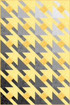 Northcott Cool quilt pattern - school colors