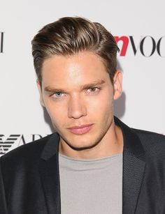 "Another Taylor Swift music video, another hella hot actor or model to start swooning over. This time, it's British actor Dominic Sherwood. | Meet The Ridiculously Hot Actor From Taylor Swift's ""Style"" Video"