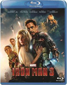 Toiminta vuodelta 2013 ohjaus Shane Black pääosissa Robert Downey Jr ja Guy Pearce.