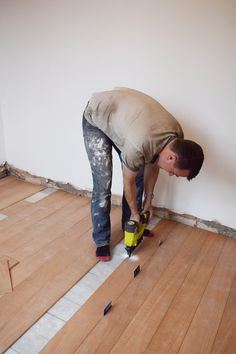 How To Lay A Plywood Floor