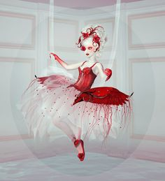 Natalie Shau is mixed media artist and photographer of Russian and Kazakhstan descent based in Lithuania (Vilnius). She found interest in fashion and portrait photography as well as digital illustration and photo art. Symphonic Metal, New Age, Death Metal, Lowbrow Art, 3d Prints, Creepy Cute, Scary, Pop Surrealism, Mixed Media Artists