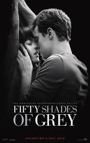 New Fifty Shades of Grey Poster Is Hotter Than Ever: See Jamie Dornan Seduce Dakota Johnson! Fifty Shades of Grey, Poster Christian Grey, Shades Of Grey Film, Fifty Shades Darker, 2015 Movies, Hd Movies, Movies Online, Movie Film, Watch Movies, Drama Movies
