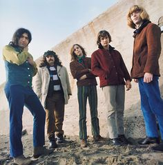 The Grateful Dead (so Young!) - Herb Greene Photography