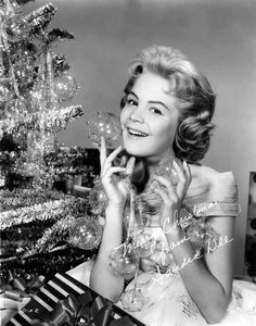 Sandra Dee, Christmas in Hollywood old photo