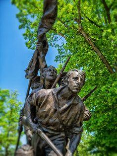 Pickett's Charge, Gettysburg Battlefield, Shiloh, American Civil War, North Carolina, My Photos, Pennsylvania, History, House Divided