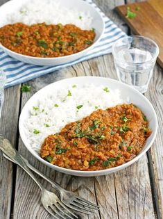 (Vegan) Red Lentil and Spinach Tikka Masala
