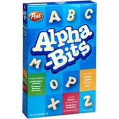 alphabet party theme: snacks - - Linda Kaye's Partymakers