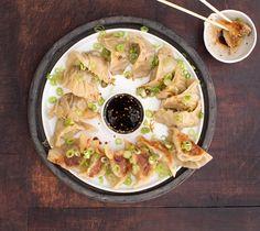 DUMPLINGS MED KJØTT OG KÅL | Flying Culinary Circus Wontons, Dumplings, Eat, Cooking, Food, Kitchen, Eten, Meals, Cuisine