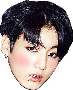 BTS Jungkook (정국) Sticker