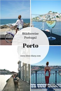 Postage - a treat for the senses- Porto – the perfect city for your summer vacation. Spain Travel, France Travel, Travel Europe, Amsterdam, Places To Travel, Places To Visit, Portugal Travel Guide, Reisen In Europa, Spain And Portugal