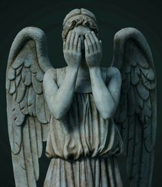 Doctor Who Weeping Angel Garden Statue Crying Angel Garden Statue The Weeping Angel Garden Statue Crying Angel, Doctor Who Tattoos, Angel Garden Statues, Film Anime, Greek Statues, Angel Aesthetic, Angels Among Us, Angel Art, Renaissance Art